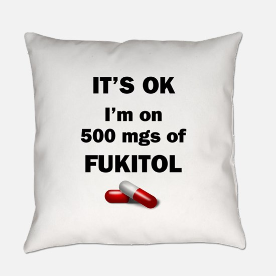 Fukitol Everyday Pillow