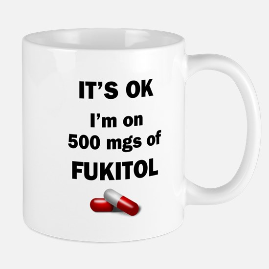 Fukitol Small Mugs