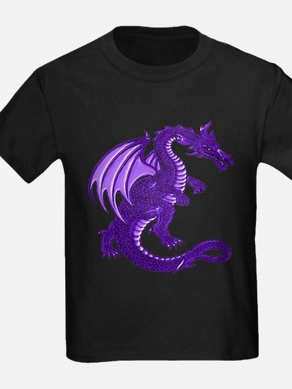 Purple Dragon Tee (Light) T-Shirt