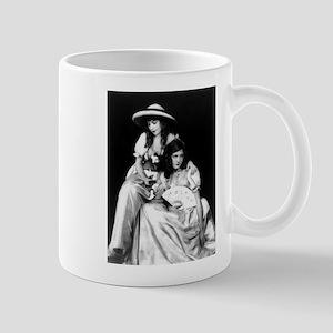 lillian dorothy gish sisters black white anti Mugs