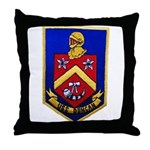 USS DUNCAN Throw Pillow