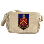 USS DUNCAN Messenger Bag