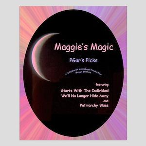 Maggie's Magic Small Poster