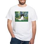 Bridge & Papillon White T-Shirt