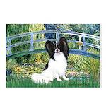 Bridge & Papillon Postcards (Package of 8)