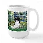 Bridge & Papillon Large Mug