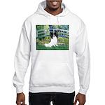 Bridge & Papillon Hooded Sweatshirt