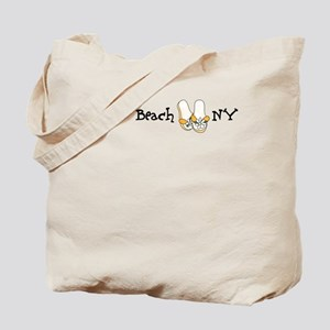 Flip Flops Jones Beach Tote Bag