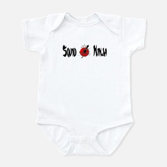 Squid Ninja Infant Bodysuit