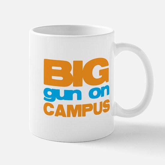 BIG GUN on campus Mugs