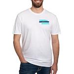 Fitted T-Shirt for a True Blue Nebraska LIBERAL
