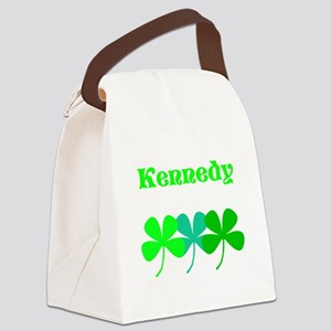 Personalized Irish Name 4 Leaf Clovers for Ted Can