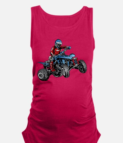 Cute Extreme sports Maternity Tank Top