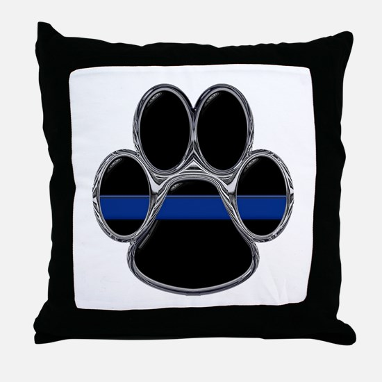 Unique Police Throw Pillow