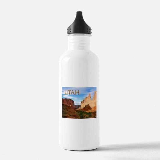 Utah smaller Water Bottle