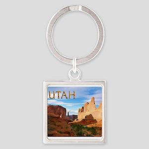 Utah smaller Keychains