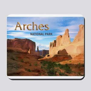 Arches Smaller Mousepad