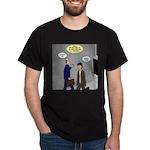 Bird Brain Dark T-Shirt
