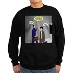 Bird Brain Sweatshirt (dark)