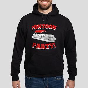 Pontoon Party! Hoodie (dark)