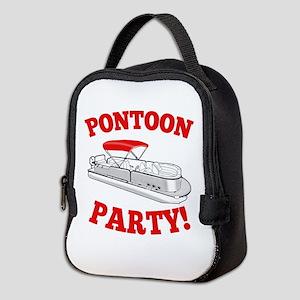 Pontoon Party! Neoprene Lunch Bag
