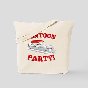 Pontoon Party! Tote Bag