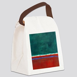 ROTHKO CHRISTMAS Canvas Lunch Bag
