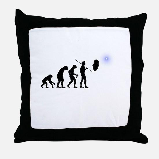 (R)evolution Throw Pillow