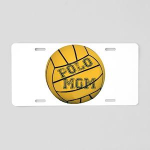 Polo Mom Aluminum License Plate