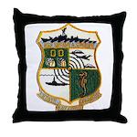 USS EUGENE A. GREENE Throw Pillow