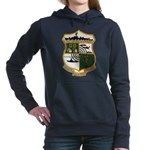 USS EUGENE A. GREENE Women's Hooded Sweatshirt