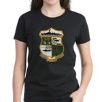 USS EUGENE A. GREENE Women's Dark T-Shirt