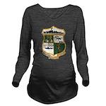 USS EUGENE A. GREENE Long Sleeve Maternity T-Shirt