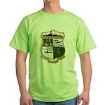 USS EUGENE A. GREENE Green T-Shirt