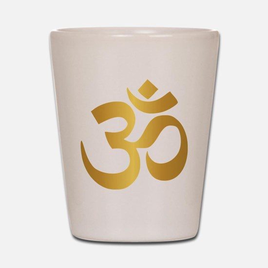 Om Shot Glass