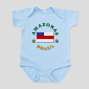 Amazonas Infant Bodysuit