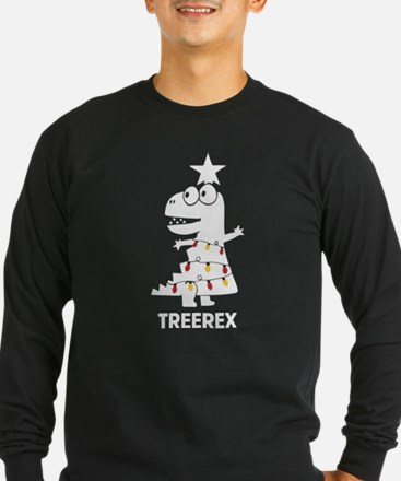 Tree Rex Long Sleeve T-Shirt
