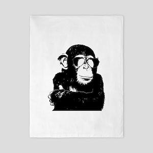 The Shady Monkey Twin Duvet