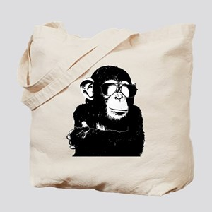 The Shady Monkey Tote Bag