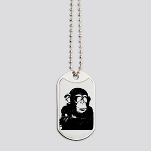 The Shady Monkey Dog Tags
