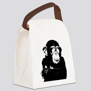 The Shady Monkey Canvas Lunch Bag