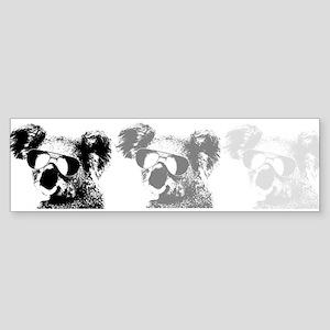 The Shady Koalas Bumper Sticker