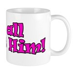 It's all about Him! Christian Coffee Mug