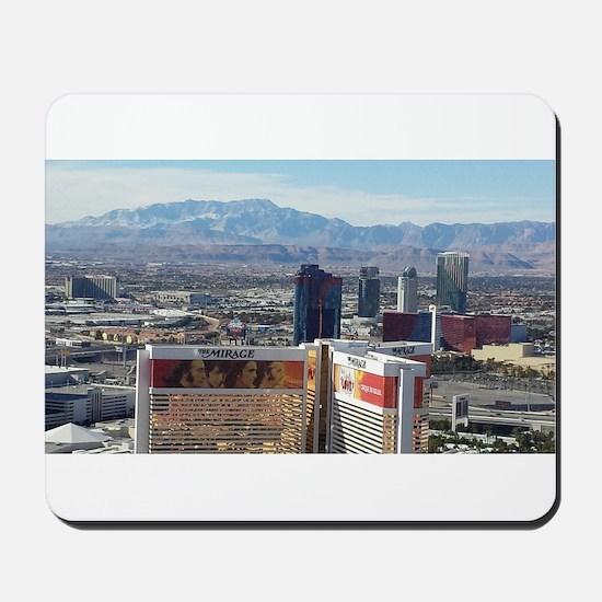 Vegas View Mousepad