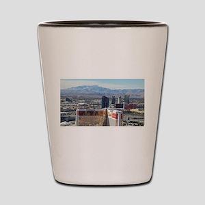 Vegas View Shot Glass