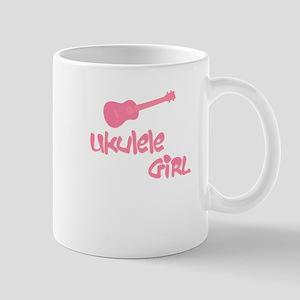 Pink Ukulele Mugs