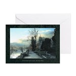 Path along Avon Greeting Cards (Pack of 6)