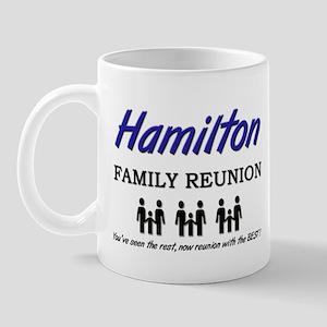 Hamilton Family Reunion Mug