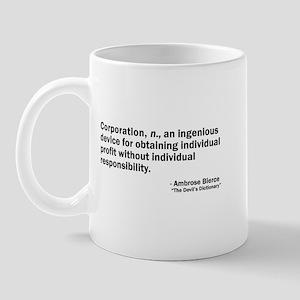 Corporation Mug