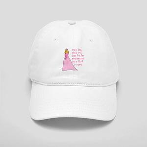 Pink Princess Find a Cure Cap
